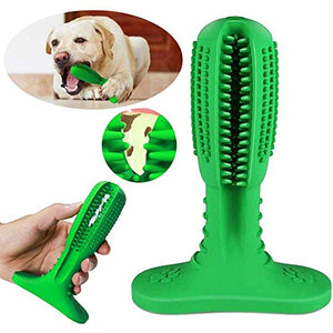 Teeth Cleaning Dog Chew Toy Brush