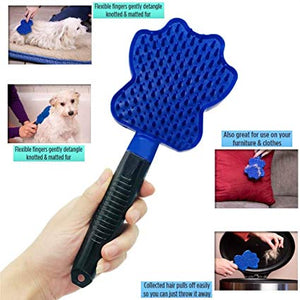 New! Pet Grooming Brush
