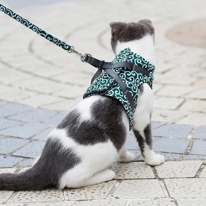 Cat Vest Harness and Leash Set to Outdoor Walking🔥Buy 2 Get 10% off & Free shipping🔥