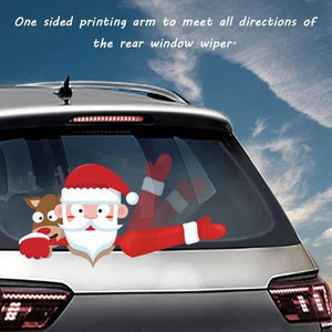 Christmas Waving Wiper