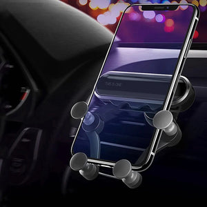 "THIS IS ONE"" GRAVITY PHONE HOLDER"