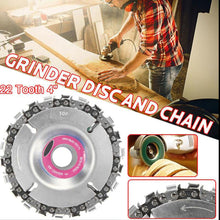Load image into Gallery viewer, Multifunction chain carving disc-60%OFF