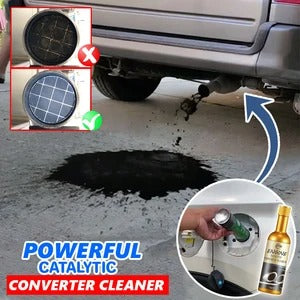 Powerful Catalytic Converter Cleaner
