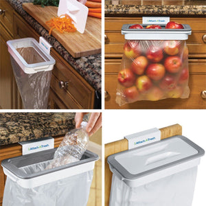 Attach-A-Trash™ - Trash Bag Holder
