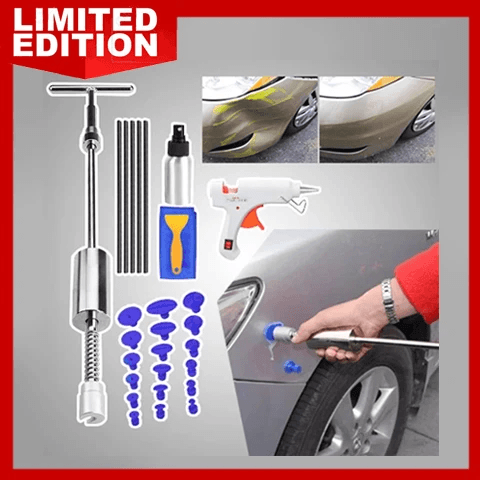 Car Dent Removal Tool-7 Piece Set