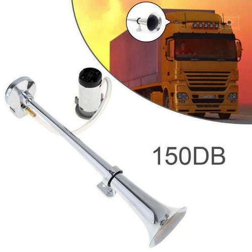 150 DB Train Horn With Air Compressor