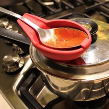 Load image into Gallery viewer, (Buy 2 get 1 free)Multi-Function Suction Cup Cooking Spoon Holder