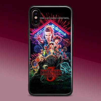 Stranger Things: Season 3 Phone Case