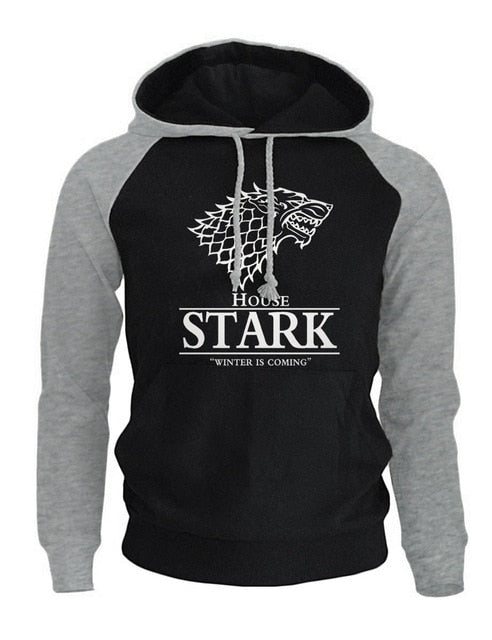GOT House Stark Hoodie - Schwifty Direct