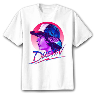 Dustin Retro Tee - Schwifty Direct