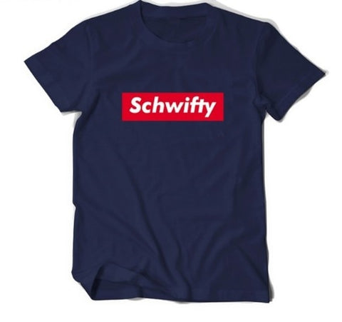 Schwifty Box Logo T-Shirt