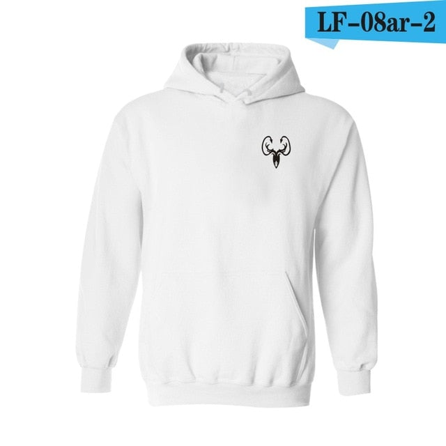 GOT What's Your House Hoodie - Schwifty Direct