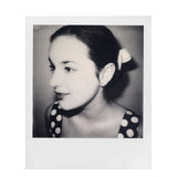 B&W Polaroid 600 Instant Film Sample Photo by Mozzebella