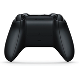 Black Microsoft Wireless Controller for Xbox One - Back