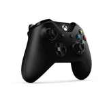 Black Microsoft Wireless Controller for Xbox One - Left Side