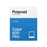 Color Polaroid 600 Instant Film Double Pack Box - Front