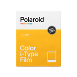 Color Polaroid i-Type Instant Film Double Pack Box - Front