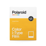 Color Polaroid i-Type Instant Film Single Pack Box - Front