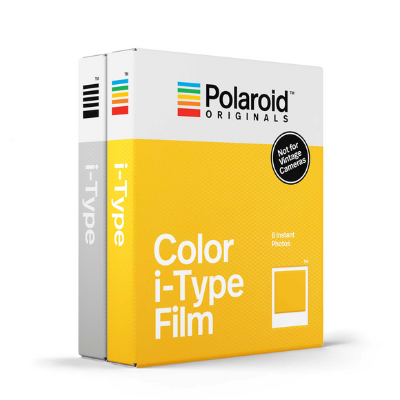 i-Type Core Film - Double Pack (1 Color - 1 B&W) - Paradox