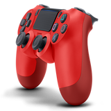Magma Red Sony DualShock 4 Wireless Controller for PlayStation 4 - Right Side