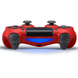 Magma Red Sony DualShock 4 Wireless Controller for PlayStation 4 - Top