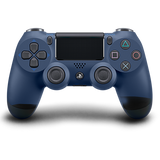 Midnight Blue Sony DualShock 4 Wireless Controller for PlayStation 4 - Front