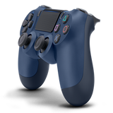Midnight Blue Sony DualShock 4 Wireless Controller for PlayStation 4 - Right Side