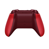 Red Microsoft Wireless Controller for Xbox One - Back