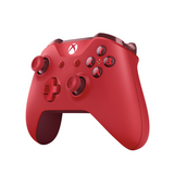 Red Microsoft Wireless Controller for Xbox One - Right Side