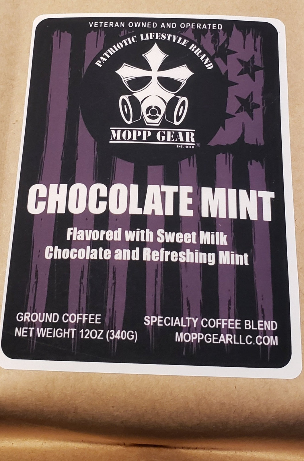 Chocolate mint (Limited Holiday Release)
