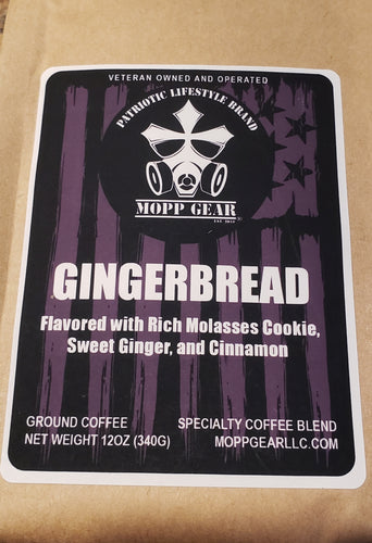 Gingerbread cookie (Limited Holiday Release!)