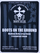 Load image into Gallery viewer, Boots on the Ground Breakfast Blend