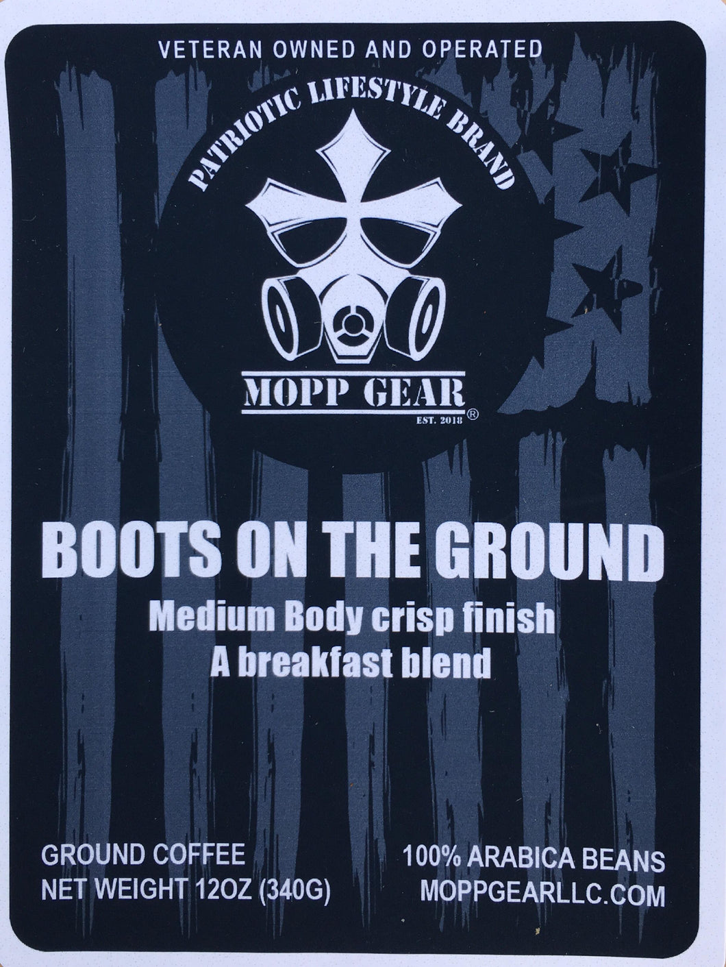 Boots on the Ground Breakfast Blend