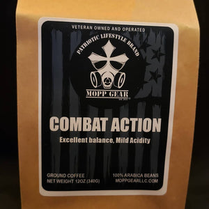 Combat Action Colombia Suprema