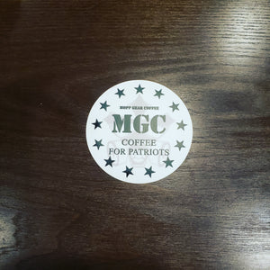 MOPP GEAR STICKER