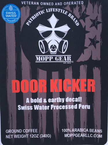 Door Kicker Decaf Peru