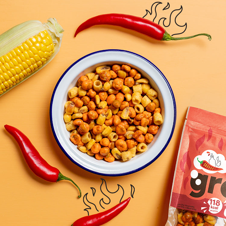 spicy sriracha crunch sharing bag
