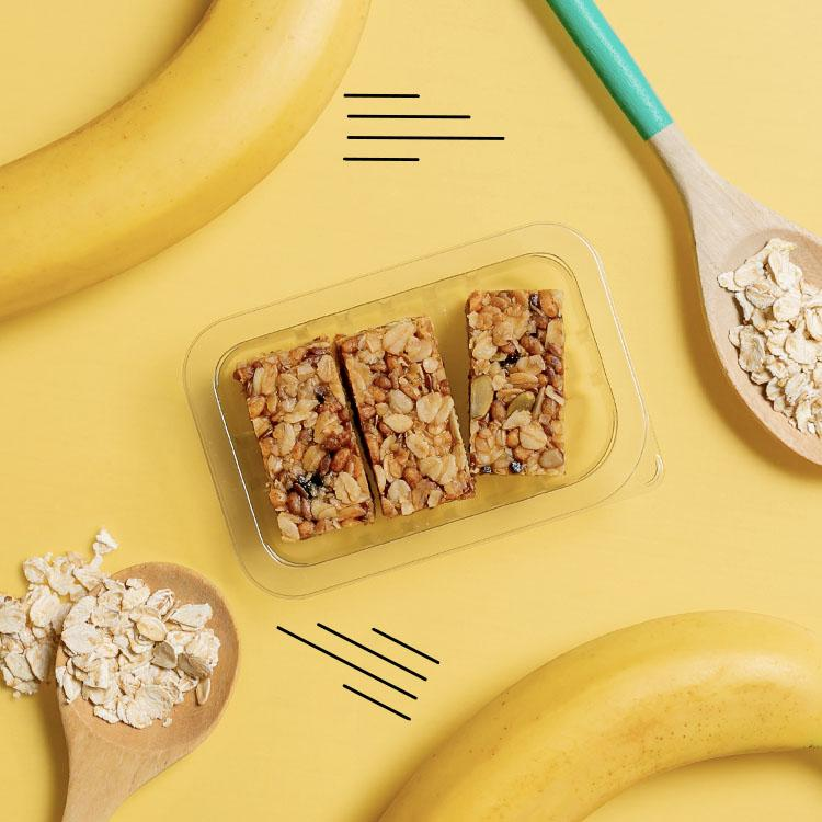 banana protein flapjack multipack