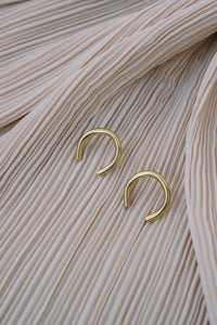 C earrings N°1