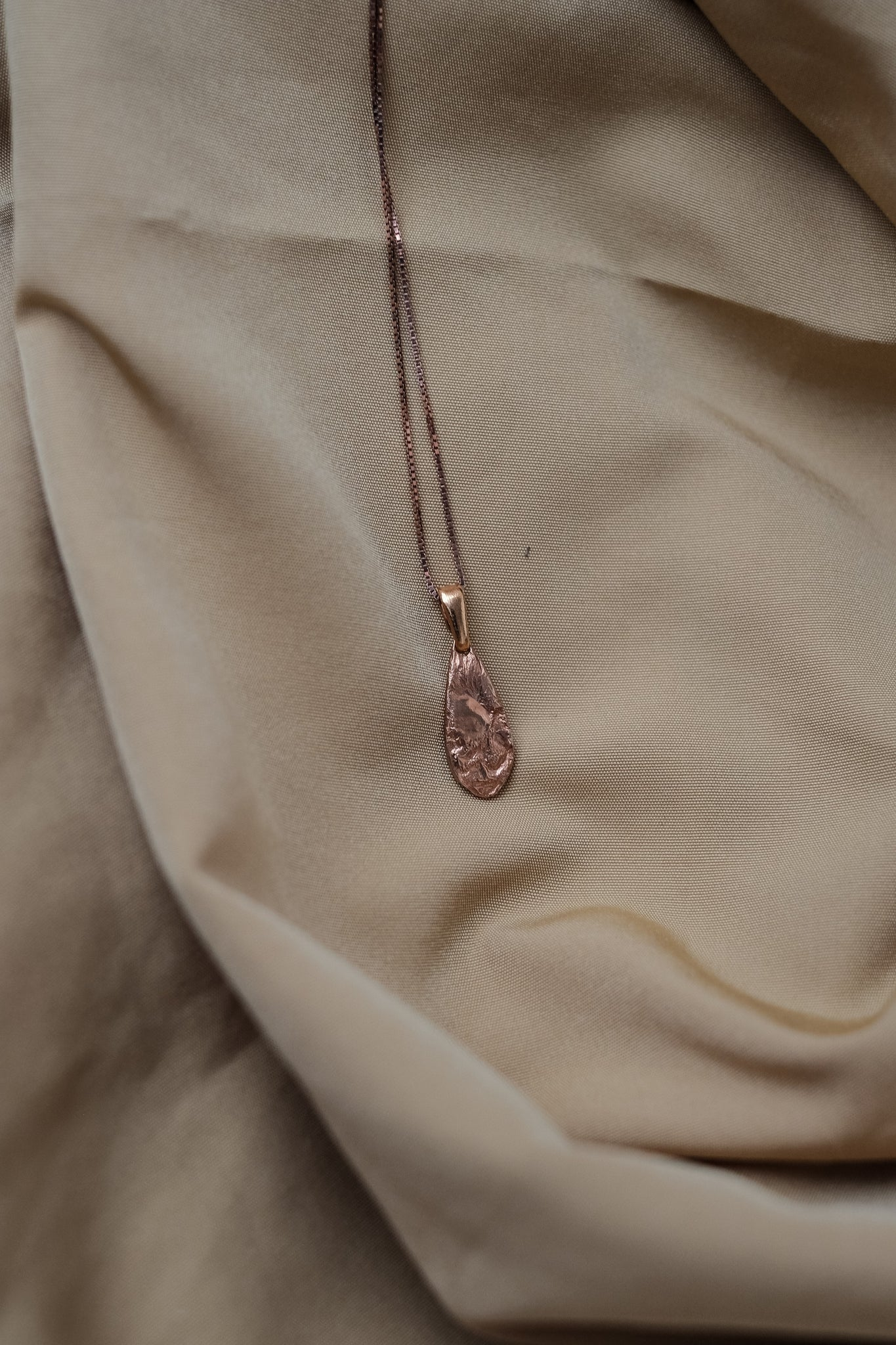 DROP CHARM necklace N°2