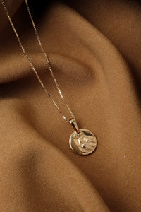 ROUND CHARM necklace N°2