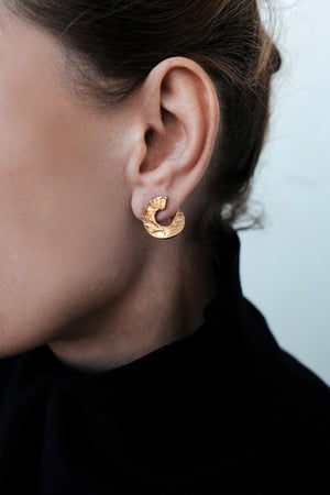 TWIST earrings N°1