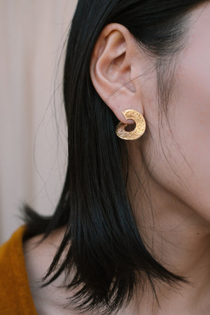 TWIST earrings N°2