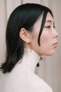 U earrings N°2