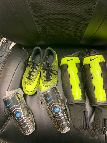 Soccer Nike lot , shoes, cleats