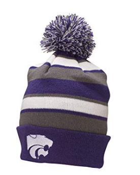 NCAA Kansas State Wildcats Adult Unisex Comeback Beanie One Size