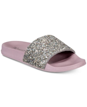 Inc Glitter Pool Slides, Created for Macys Various Sizes, Colors