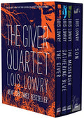 The Giver Quartet Boxed Set by Lois Lowry (English) Hardcover Book Free Shipping