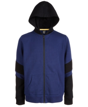 Ideology Big Boys Printed Zip-up Hoodie, Various Sizes, Colors