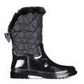 Kate Spade Womens Reid Quilted Faux Fur Winter Boots